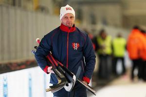 Thomas Moen, som bland annat representerade Boltic och Villa Lidköping under karriären, var förbundskapten för Norge i förra VM.