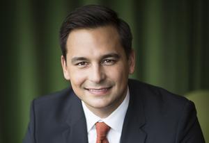 Andreas Hatzigeorgiou, vd, Stockholms Handelskammare                                              Pressbild