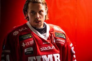 Utlåningsavtalet mellan San Jose Sharks och Timrå IK gör det möjligt för NHL-klubben att kalla tillbaka Dahlén om de vill. Nu ger stjärnan sin syn på saken. Bild: Pär Olert/Bildbyrån