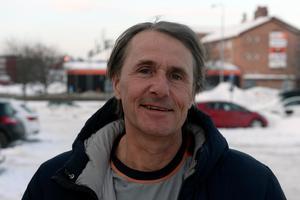 Jörgen Wallin, 60, ingenjör, Stockholm: – Carolina, det låter lite kungligt.