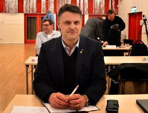 Hans Johansson räknar med att Centerpartiet får mer att säga till om i Säter de närmaste fyra åren.