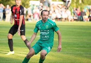 Emir Ragipovic stod för ett riktigt vackert mål när han sköt 1–0 på halvvolley för Gottne mot Luleå. I slutänden