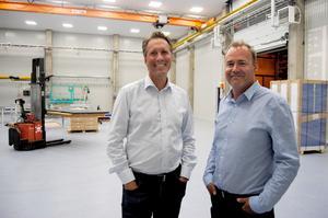 Peter Lundström och Lars Nyman berättar om de möjligheter man sett öppna sig genom barlastvattenkonventionen, vilket också speglar sig i  den offensiva satsning som just nu pågår i Ljungaverk.
