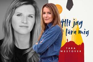 Cecilia Ekebjär har läst Tara Westovers uppväxtskildring, som berättar om hur hon och hennes syskon isolerades från omvärlden. Foto: Paul Stuart/Stina Rapp