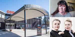 Scenkonst Östersund har sju föreställningar inbokade under maj och juni. Bilder: Lars Ljungmark, Petter Hansson Frank och Matilda Rahm.