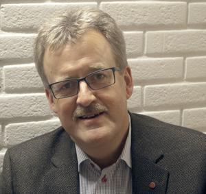 Bengt Bergqvist, regionråd i opposition. Foto: Anita Näsberg
