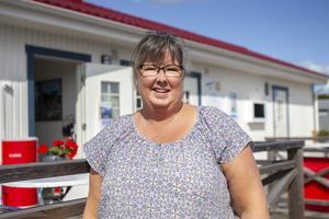 Agneta Svensson är projektledare i Söderhamns kommun. Hon kommer att åka med representanterna från den finska högskolan till alla de andra deltagande hamnarna.