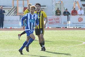 Juan Pablo Bernal avgjorde för Kramfors-Alliansen i premiären 2018, nu är han återigen i klubben till säsongsstart.