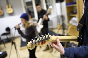 Kulturskolan förlorar en tjänst  som inte ersätts när en musiklärare slutar. Arkivbild: Henrik Montgomery, TT