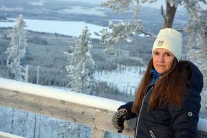 Elisabet Bergman Eriksson är ordförande i Munkbysjöns intresseförening och nöjd med det avtalsförslag kommunen lagt fram.