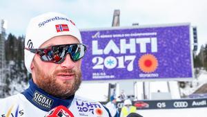 Petter Northug kommer till start i morgondagens klassiska lopp i Piteå. Bild: Terje Pedersen/TT.