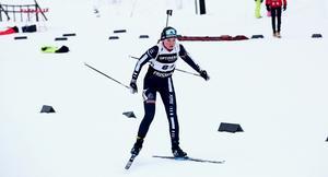 Sara Andersson var överlägsen i D 16–17 i Lima.