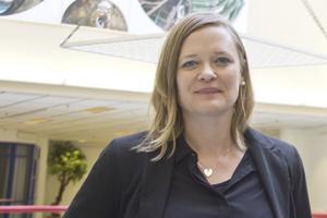 Arkivbild. Pernilla Börjesson, utredare på Länsstyrelsen, var en av de som ansvarade för kartläggningen av prostitutionen på hotell och vandrarhem. Foto: Daniel Guerra