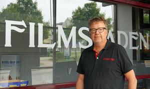 Lars-Eric Bjelkström tror att framtidens bio kommer att fylla fler funktioner.