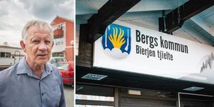 Bo Karlsson (C), vice ordförande i kommunstyrelsen i Bergs kommun. Bild: Jens Stenman/Petter Hansson Frank