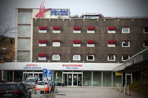 Nu finns planer, om än inget beslut, på att rusta upp Hotell Kramm rejält.