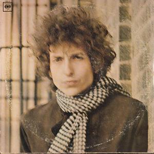 Bob Dylan - Blonde On Blonde. Bild: discogs.com.