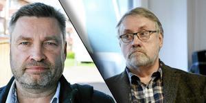 De kan avgöra om Stefan Löfven (S) eller Ulf Kristersson (M) blir statsminister. Montage. Foto: Mats Laggar och Claes Söderberg.