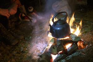 Nästa gång ni eldar, gör en fullständig riskbedömning och släck elden oavsett väder, uppmanar