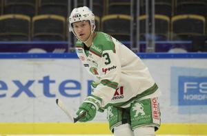 Daniel Bertov uppges vara aktuell för en återkomst i HV71.