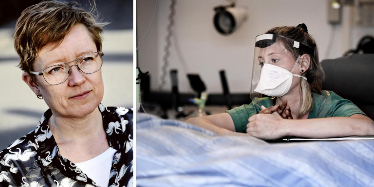 Över 100 har avlidit med covid-19 – därför dör så många just nu i november, enligt experten
