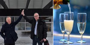 2008 bildade Björn Andersson och Tomas Ackelman Mötesplats Roslagen, året efter det arrangerade de för första gången Företagsgalan. Foto: Ellinor Gotby Eriksson och Janerik Henriksson/TT