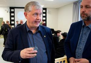 Thomas Winqvist, förbundschef Hälsinglands utbildningsförbund.