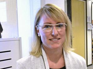 Anna Brorsson, måltidschef i Lekebergs kommun, kommer att svara på förskolepersonalens brev om det nya smöret den här veckan.Arkiv: Peter Eriksson