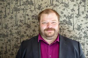 Richard Carlsson, Sverigedemokraterna, blir regionråd i Gävleborg.