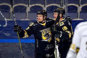 Pantern besegrade Timrå IK på onsdagskvällen.Foto: Petter Arvidsson/Bildbyrån