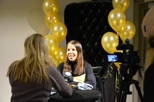 Efteråt fick vi möjlighet till att träffa Kalla– håll utkik framöver för fler intervjuer på vår sajt!