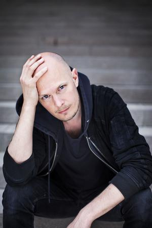 David Nyman. Foto: Caroline Andersson