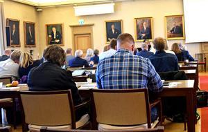 Vid tisdagens sammanträde med kommunfullmäktige vållade ett medborgarförslag diskussion.