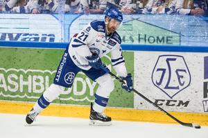 Foto: Daniel Eriksson/BildbyrånMattias Ritola spräckte nollan mot Almtuna.