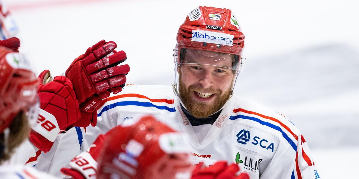 Förre Timrå-forwarden går till hockeyettan – vill ha en större roll: