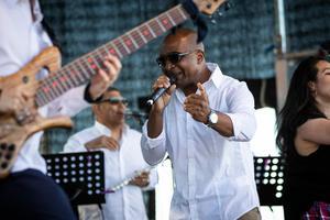 La Nordica, med salsamusik från Colombia, Cuba och Puerto Rico.