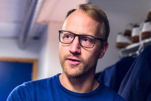 Jonas Kalman, lagläkare i HV71.