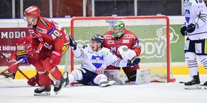 Modo och BIK Karlskoga har två segrar vardera i inbördes möten den här säsongen. På tisdagskvällen gör lagen upp för femte och sista gången – med mer på spel än någonsin.