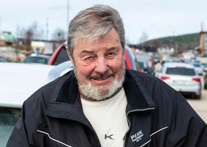 Bengt Jansson, 76 år, pensionär, Sundsvall
