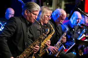 Tuna Brass spelar Borlänge Jazzklubb den 9 april.