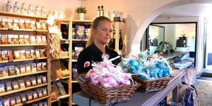 Maria Lolind vill utöka verksamheten och söker lokaler till en restaurang.