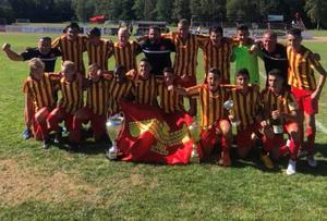 Under sommaren har Örebro Syrianska hunnit med att vinna både Örebrocupen och Sverigecupen.Foto: Privat