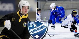 Jesper och Robin Öhrlund blir lagkamrater i Vänersborg. Bild: Andreas Tagg / TT