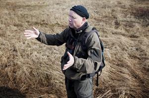 Fasaner finns i vår natur, uppger fågelskådaren Bengt Allberg.