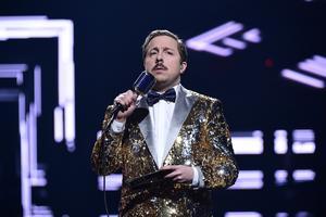 Komikern David Sundin kommer till Gävle nästa höst. Foto: Johan Nilsson/TT