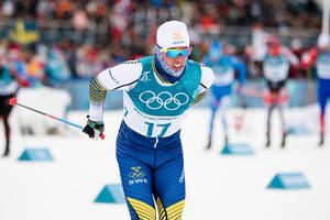 Calle Halfvarsson gick vidare som tia. Foto: Carl Sandin (Bildbyrån).