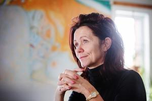 Maria Berg är även terapeut, hon vet att närhet till hästar kan vara läkande.