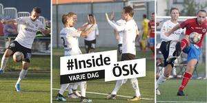 En jämn kampinsats tog ÖSK till gruppspel i cupen. Men några stack ut lite extra.