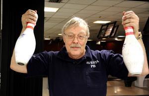 Får Eivon Larsson som han önskar, så arrangeras skolmästerskap i bowling i framtiden.