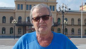 Weiner Johansson, 75 år.